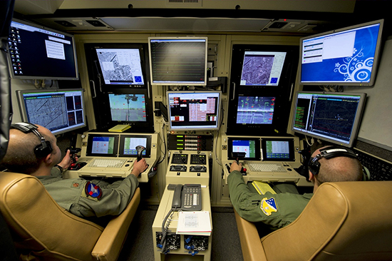 Drones & Remote Warfare