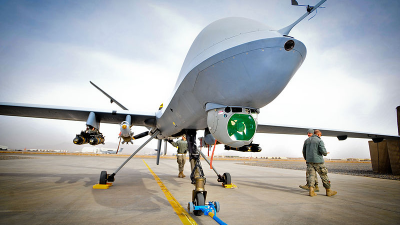 Drones and Remote Warfare